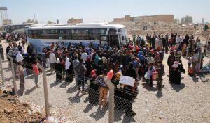 أكثر من ألف مختف قسريا بالموصل والأنبار