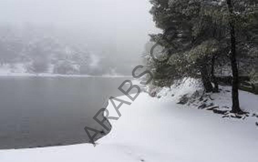 بحيرة بليتسي : جنة مختبئة في جبال أتيكى والتي تبعد عن أثينا 35كم
