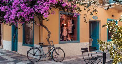 رحلة إلى مدينة السحر والجمال نافبليو اليونانية.