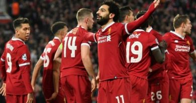ليفربول يسحق أرسنال بخماسية ويعزز صدارته بالدوري الإنجليزي