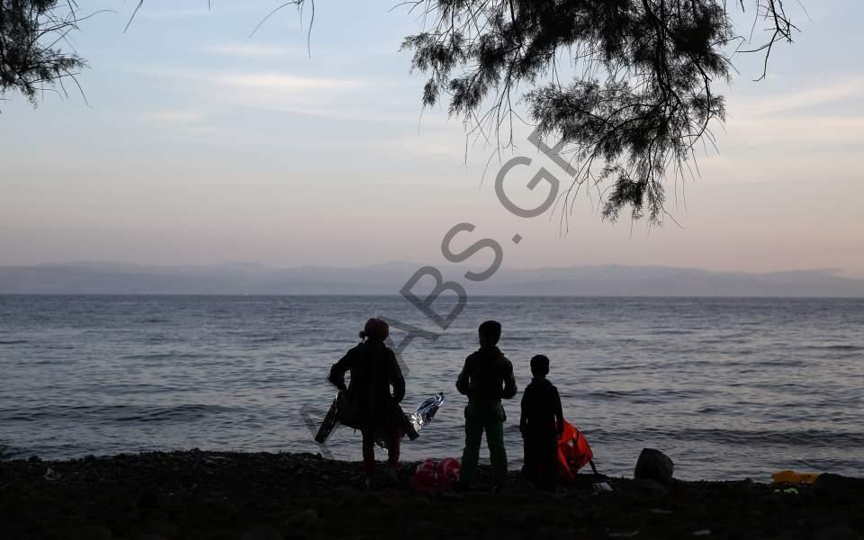 تقرير : 2000 مهاجر يصلون إلى الجزر اليونانية في يناير