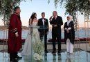 الرئيس التركي وعقيلته شاهدان على عقد زواج مسعود أوزيل