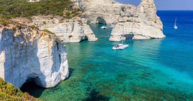 جزر يونانية تتصدر قائمة الأفضل في أوروبا