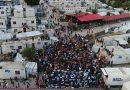 وفاة رضيع بسبب الجفاف وسوء التغذية في مخيم موريا بجزيرة ليسفوس اليونانية