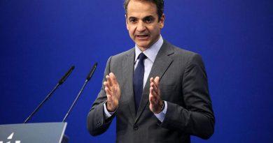 رئيس الوزراء اليوناني: تركيا تستخدم أزمة المهاجرين للضغط على الاتحاد الأوروبي