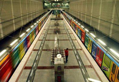 تعطيل العمل في مترو أثينا يومي الخميس والجمعة المقبلين