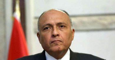 مصر تحذر من الاتفاق التركي الليبي لترسيم الحدود البحرية