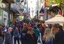 الشرطة اليونانية تعتقل 4 فتيات بتهمة سرقة السياح في وسط أثينا