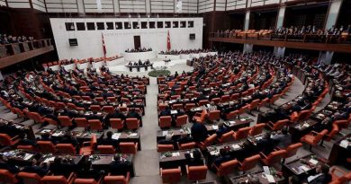 البرلمان التركي يصادق على ترسيم الحدود البحرية مع ليبيا