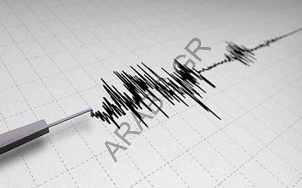 زلزال بقوة 4.6 درجة يضرب جنوب جزيرة زاكينثوس غرب اليونان