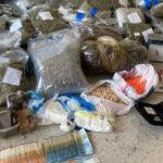 ضبط مخدرات بقيمة 500 ألف يورو في أثينا